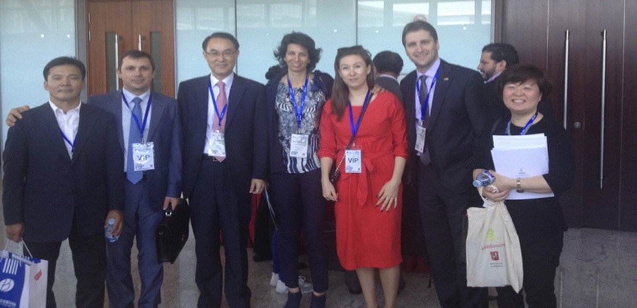 Director of Science Park took part in the International Seminar in Peking